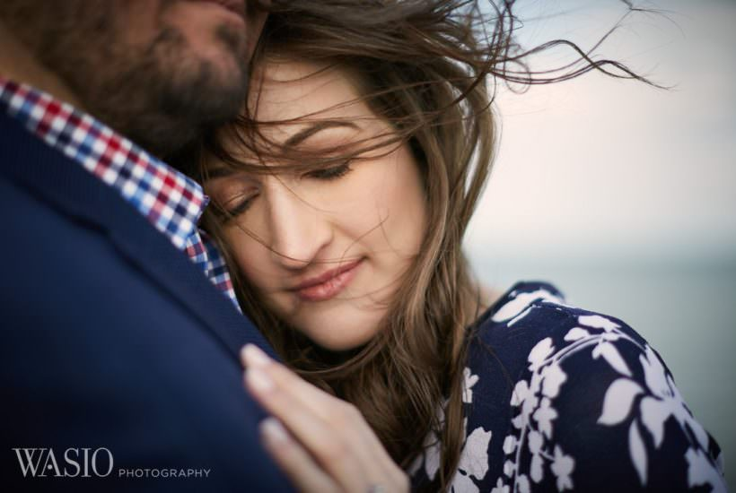 Spring Engagement session – Stephanie + Zach