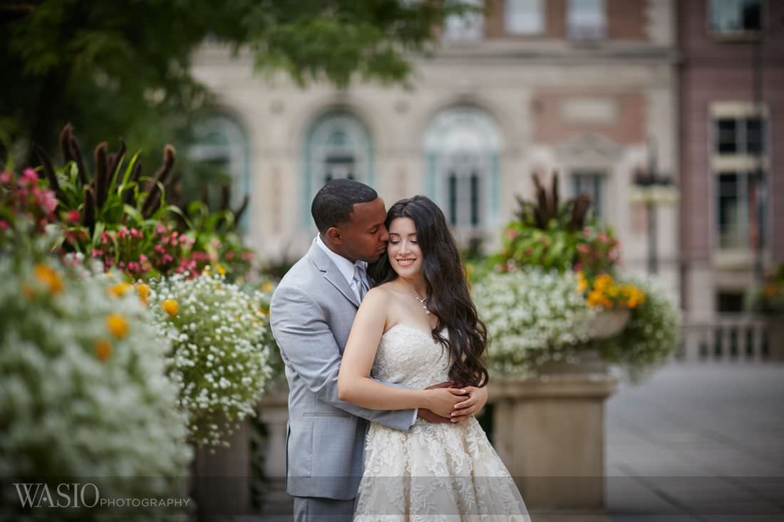 Chicago Summer Wedding – Angela & Alex