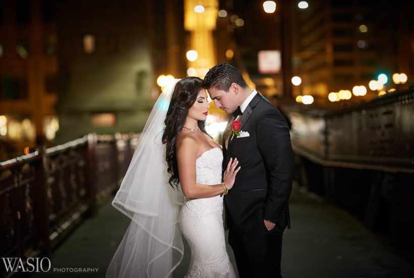 Knickerbocker Hotel, Chicago Wedding – Magdalynn + Joseph