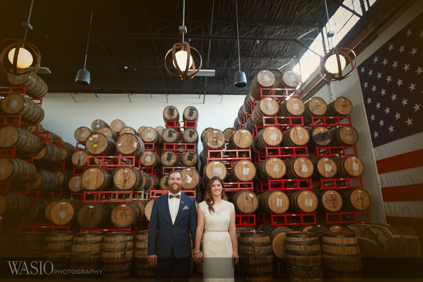 Revolution Brewery Wedding – Cindy & Corey
