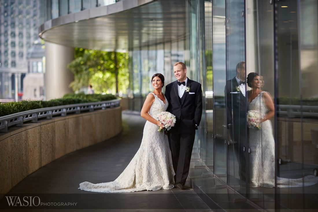 Thompson Chicago Wedding – Jenna + Michael