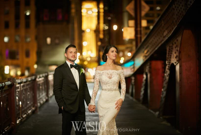 Chicago River Roast Wedding – Joanna + Mateusz