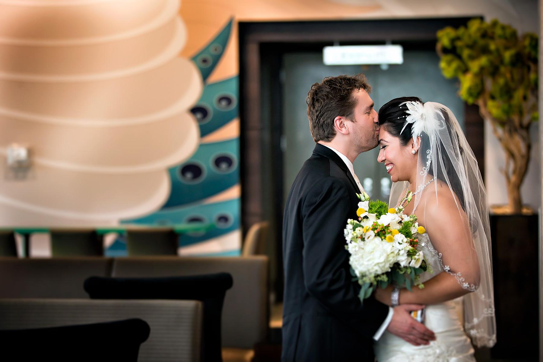 The Wit Hotel Chicago Wedding – Andrea + Darek