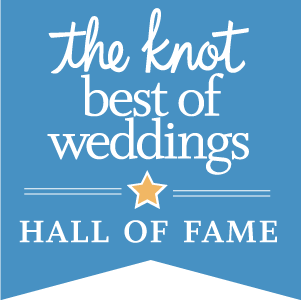 The Knot Best of Weddings Hall of Fame – WASIO Photography