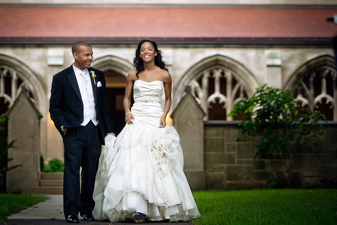 Chicago South-Side Wedding Photography – Lakisha+Alexander