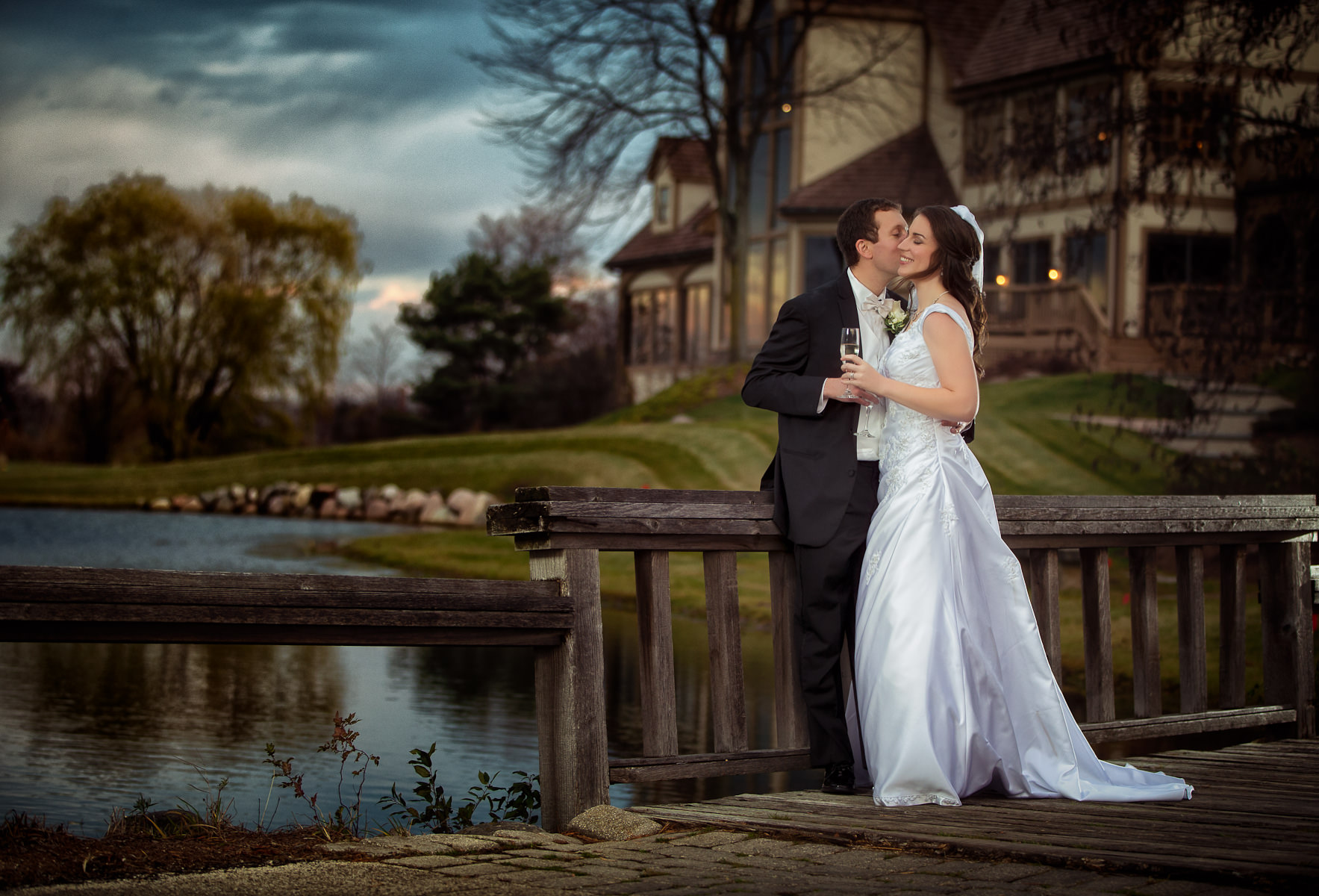 A Beautiful Wedding @ Bull Valley Golf Club – Angela + John