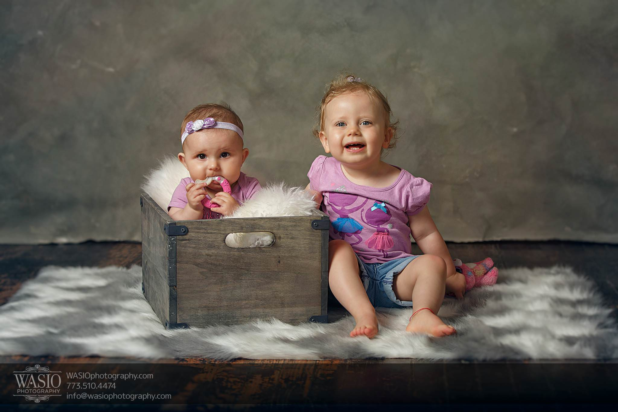 Chicago Studio Family Photography