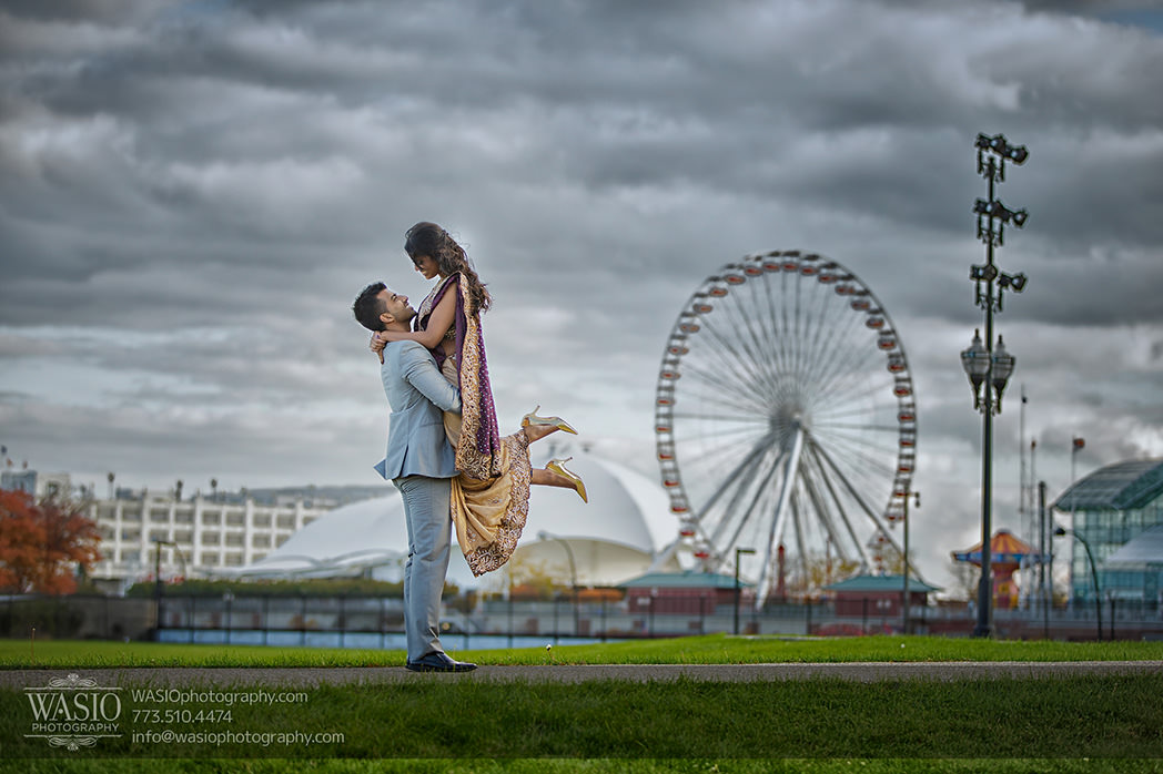Engagement Photography Session – Cheryl + Brian