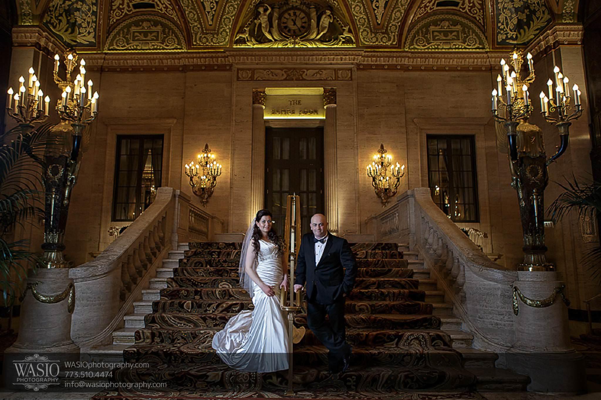 Chicago Wedding Photos – Svetlana + Yuriy