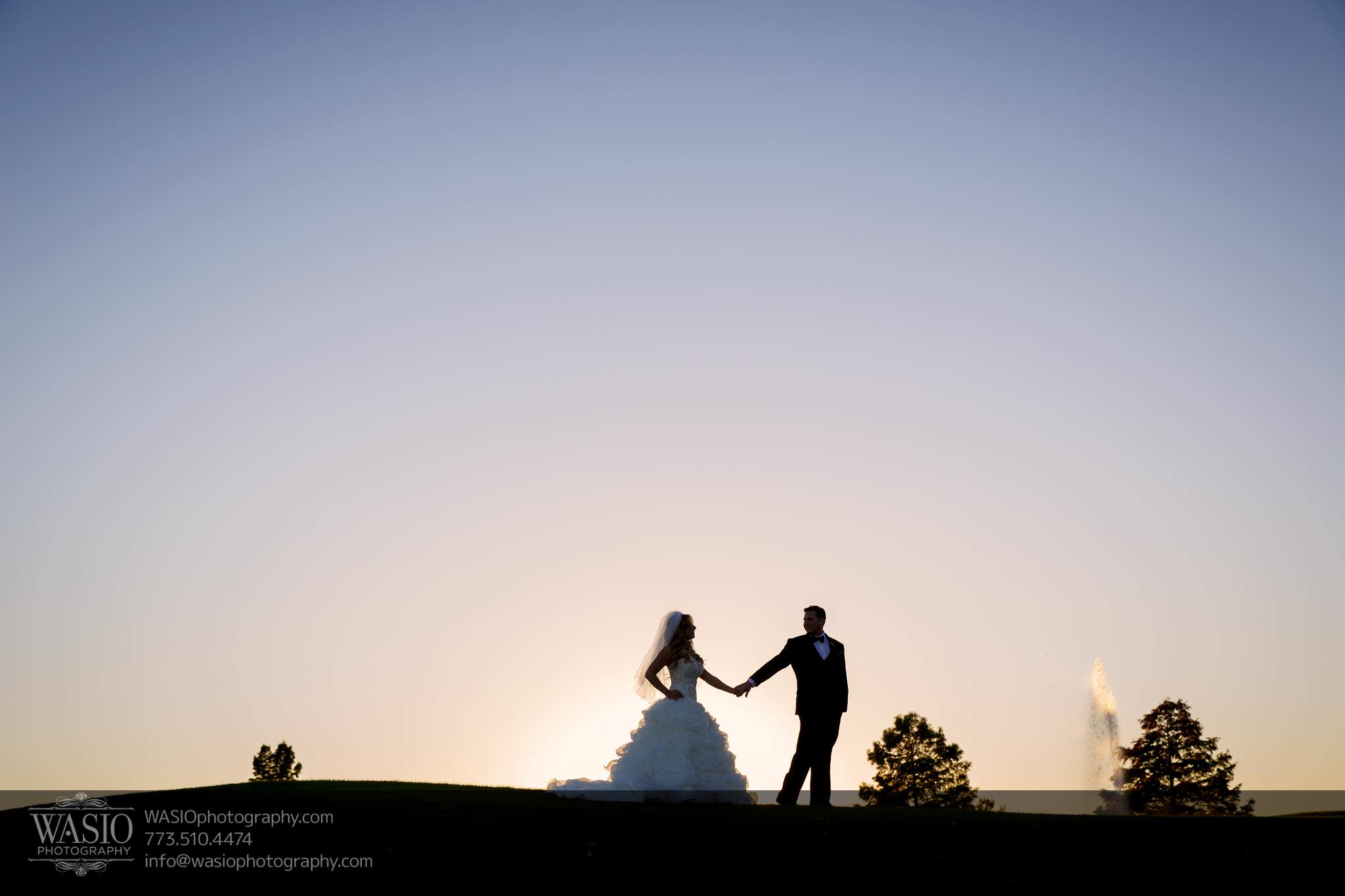 The Country Club Wedding – Nicole + Dean