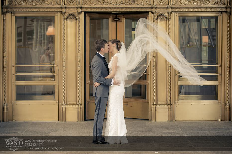 Chicago Rustic Wedding – Dana + Nolan