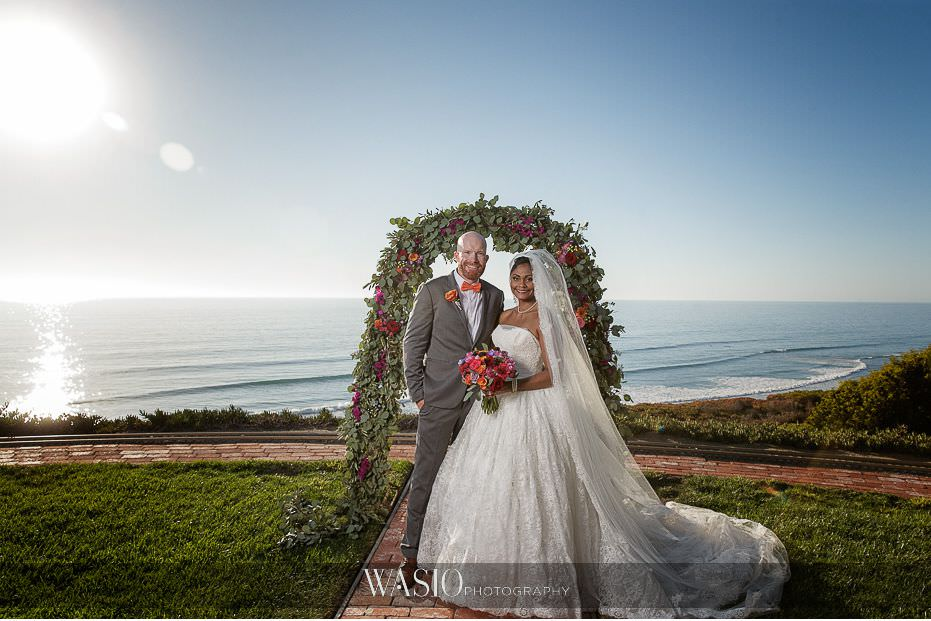 Del Mar Wedding By The Ocean – Shanie and James
