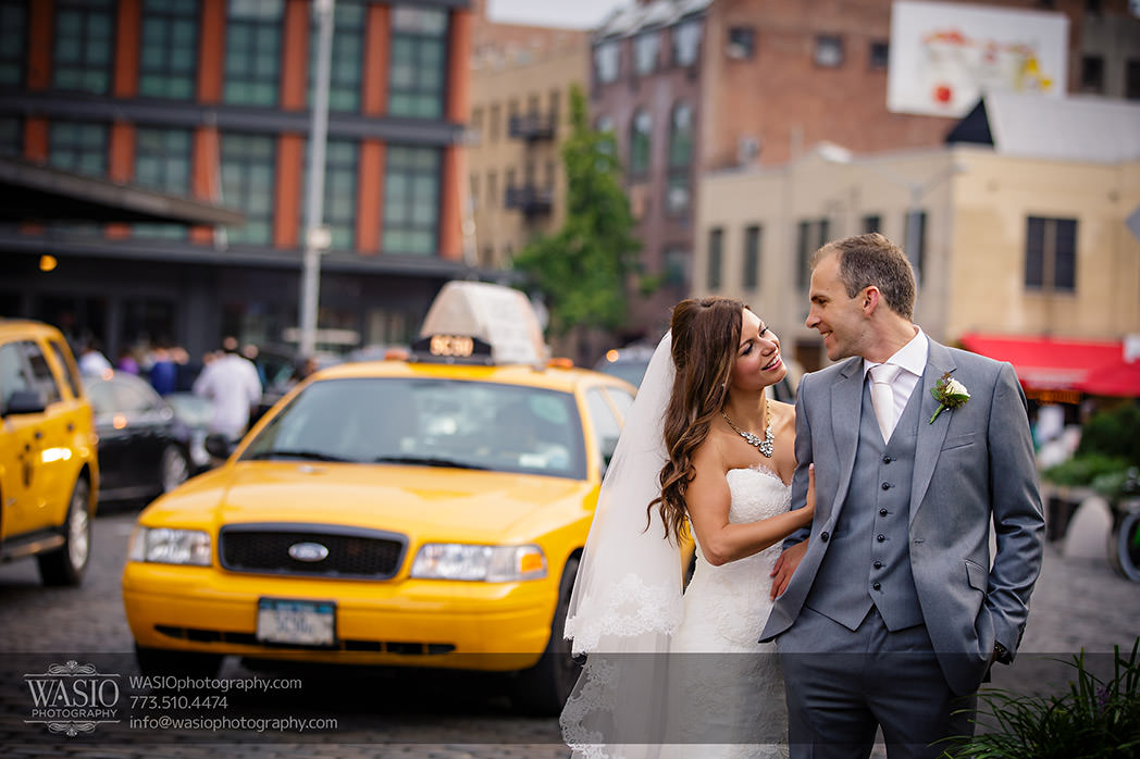 Destination Wedding in Manhattan New York – Sarah+Richard