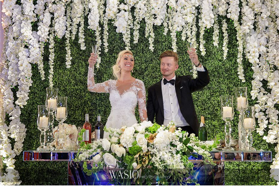 Lavish Wedding by Yanni Design – Maggie & Jerry