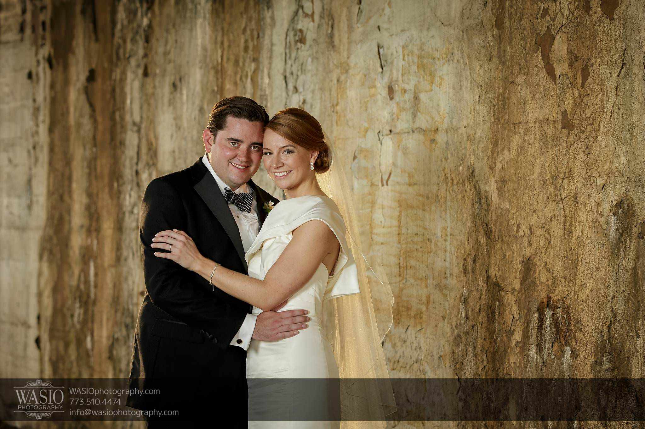 Montgomery Club Chicago Wedding – Lauren + Teddy