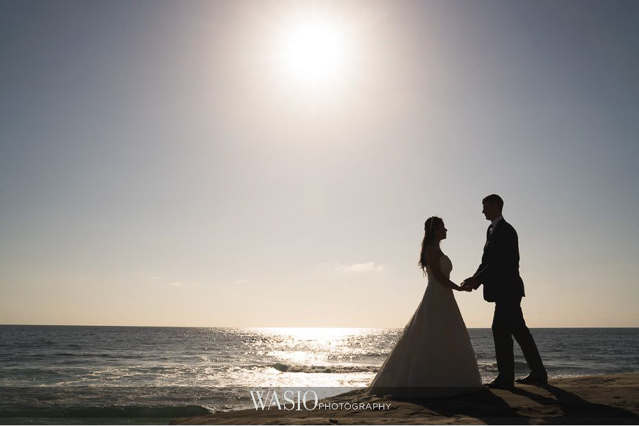 Post Wedding Session in La Jolla – Rachel and Steven