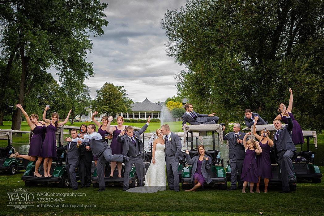 Rolling Green Country Club Wedding – Lauren & Nick