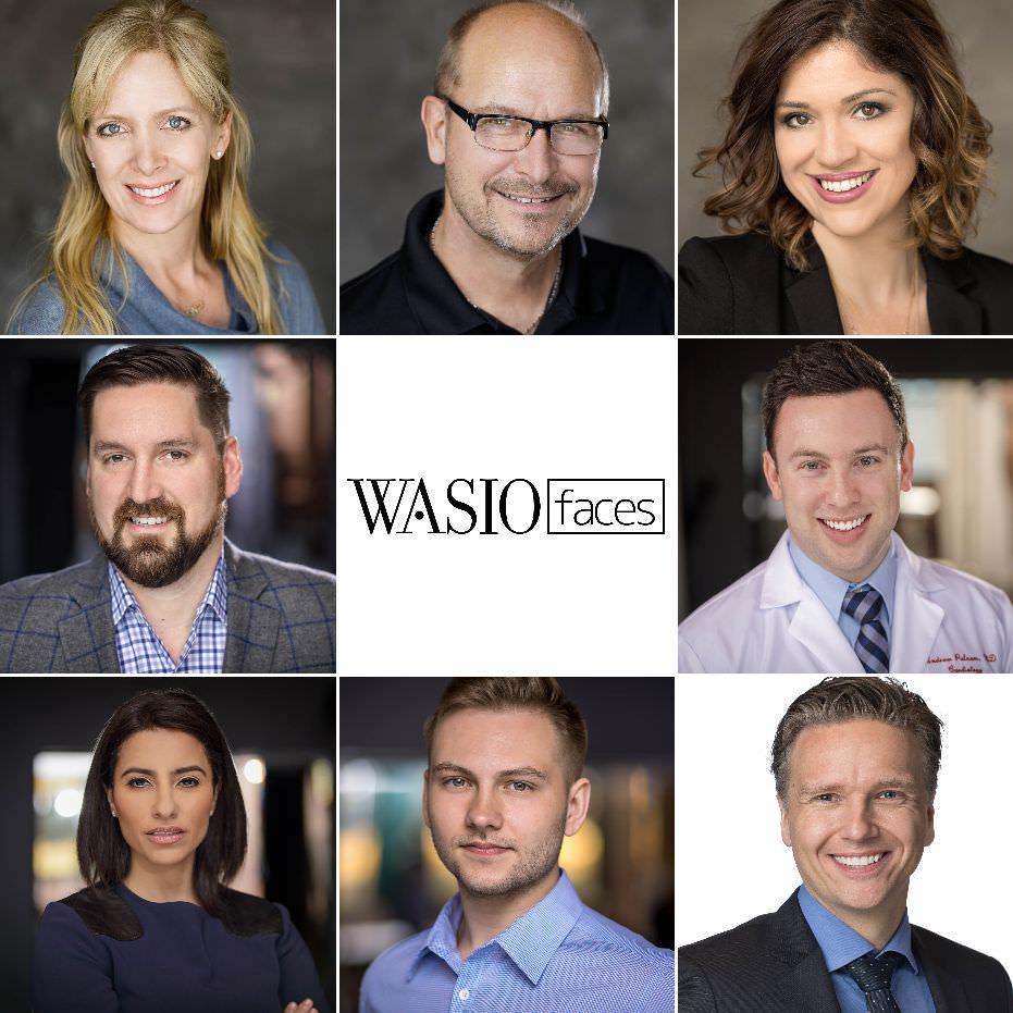 Introducing WASIO faces – Orange County Headshot Portrait Photography