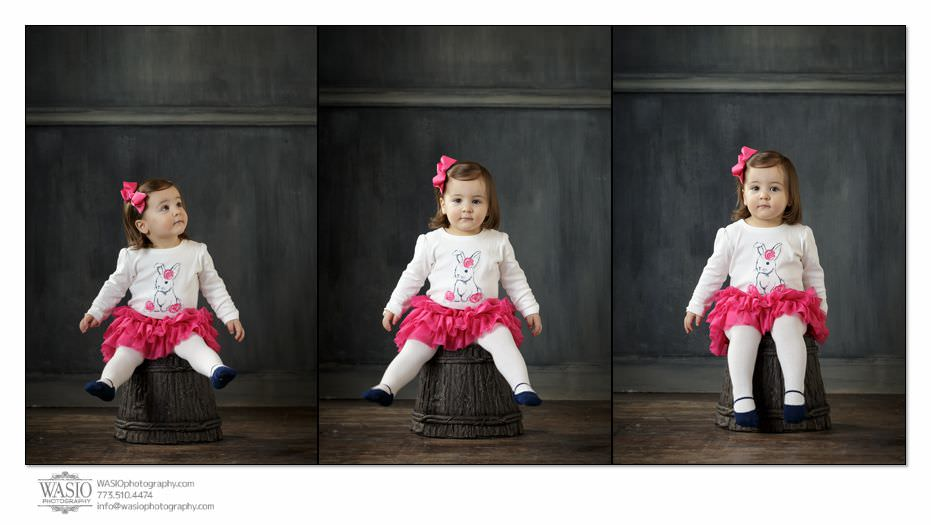 The Cutest 18 Month Session – Siena