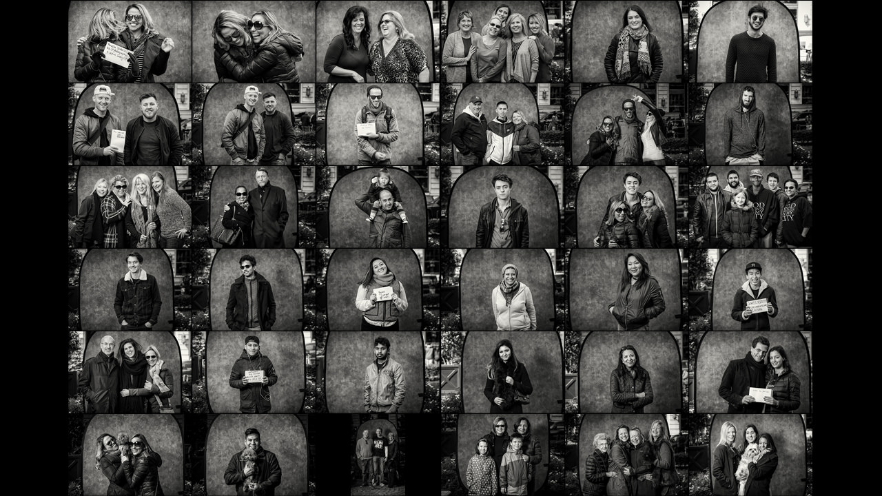 #WASIOFaces – Free Portraits in Manhattan