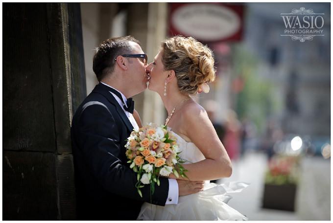 Europe Destination Wedding in Warsaw Poland – Chris + Gosia